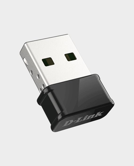 D-Link DWA-181 AC1300 MU-MIMO Wi-Fi Nano USB Adapter in Qatar