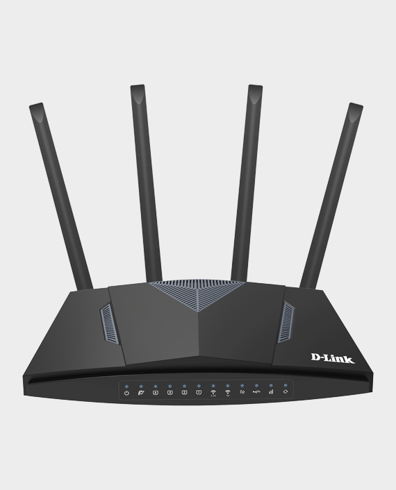 D-Link DWR-M960 AC1200 4G LTE Router in Qatar