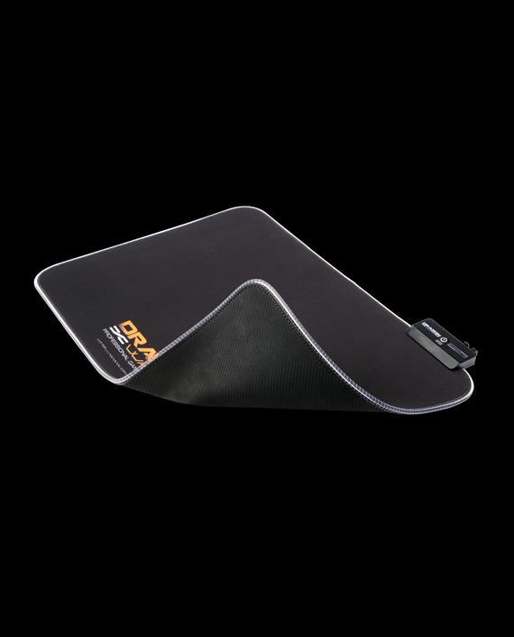 Dragon War GP-009 RGB light effect Gaming Mouse Pad