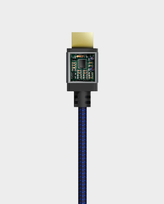 Energia Fibra Tough HDMI to HDMII 4K@60Hz Cable 2M