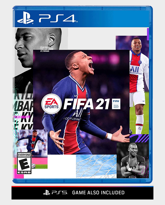 EA Sports Fifa 21 For PS4 in Qatar