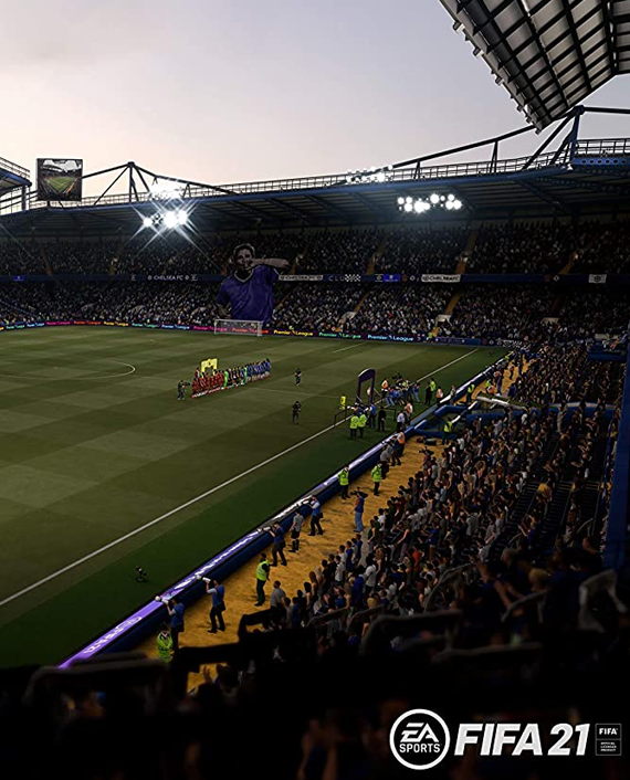 EA Sports Fifa 21 For PS4