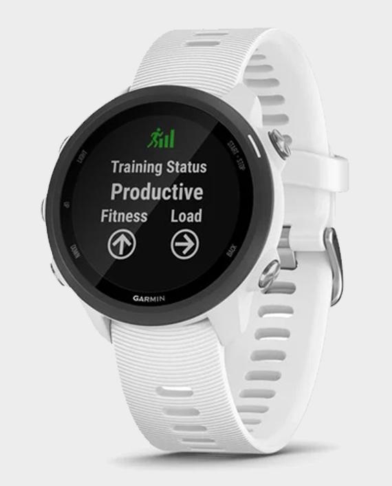 Garmin Forerunner 245 Music Smart Watch White in Qatar