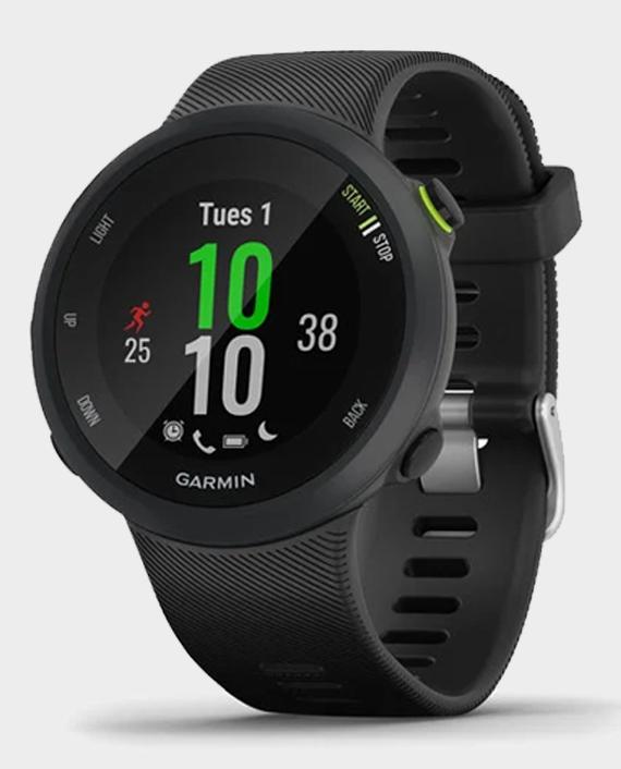Garmin Forerunner 45 Smart Watch GPS 42mm Black in Qatar