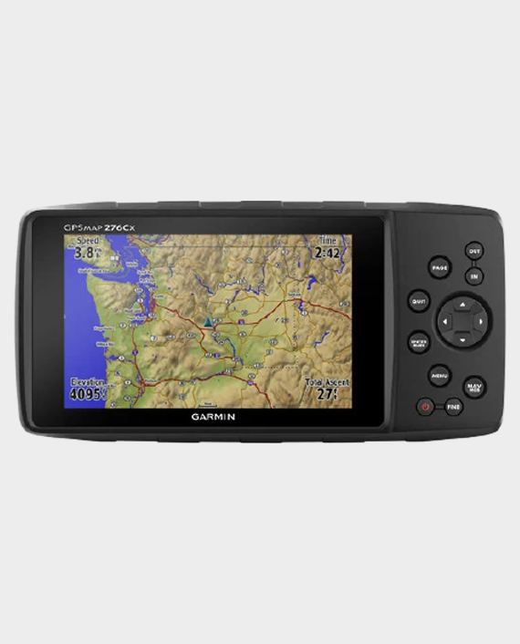 Garmin 010-01607-01 GPSMAP 276CX GPS/GLONASS EU Navigation Device in Qatar