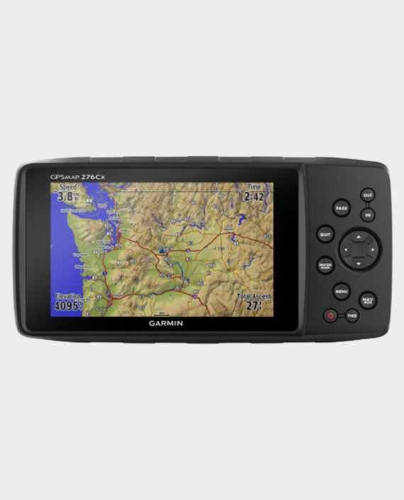 Garmin 010-01607-02 GPSMap 276CX EU + Mena Navigation Device in Qatar