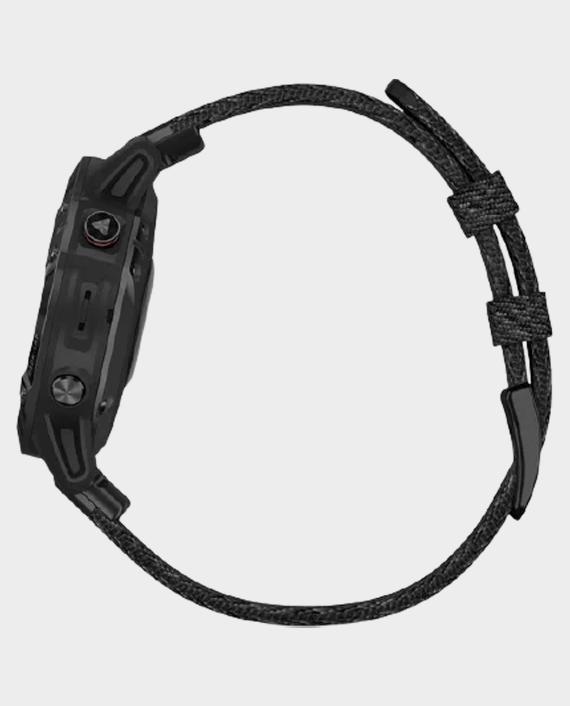 Garmin 010-02158-17 Fenix 6 Pro Sapphire Edition Smartwatch