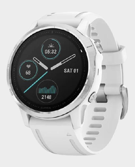 Garmin Fenix 6S Standard Smartwatch White in Qatar