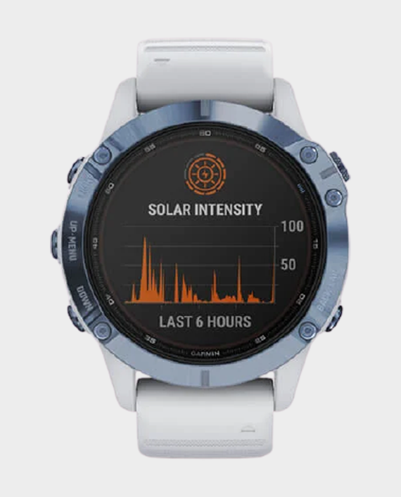Garmin 010-02410-19 Fenix 6 Pro Solar Edition Smartwatch
