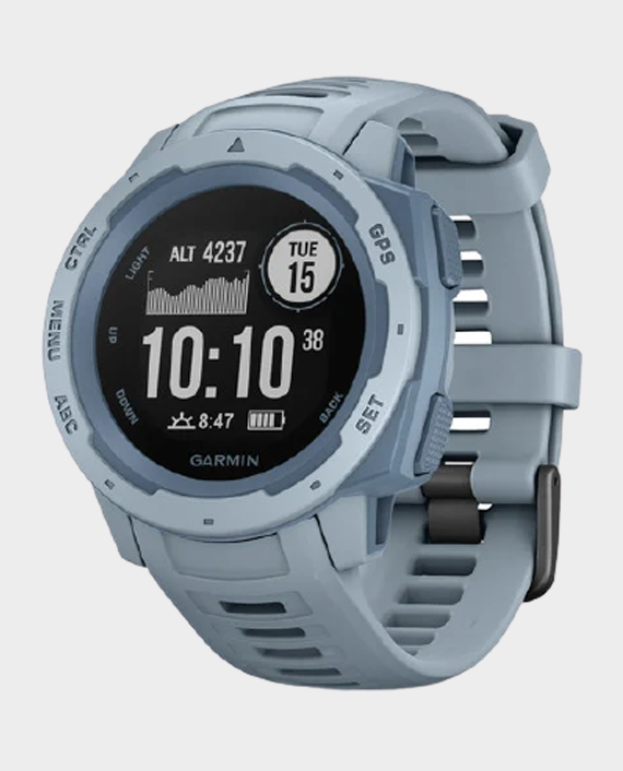 Garmin Instinct 010-02064-05 Smartwatch Seafoam in Qatar