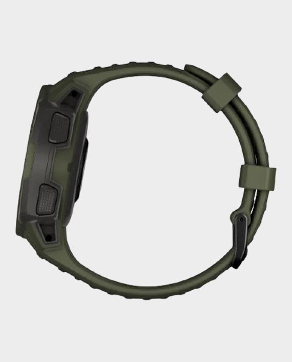Garmin Instinct Solar 010-02293-04 Tactical Edition Smartwatch