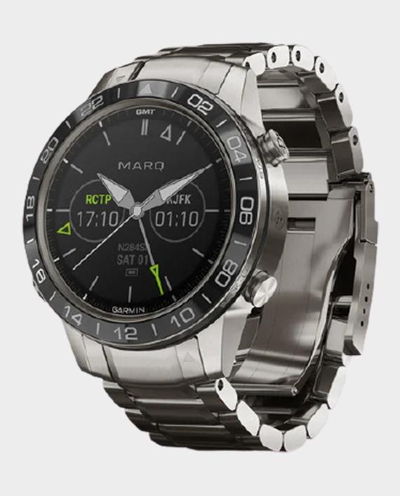 Garmin Marq Aviator 010-02006-04 Modern Tool Watch in Qatar