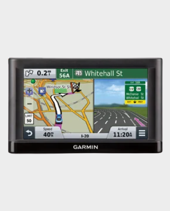Garmin Nuvi 55 MPC W Mena GPS Navigation Device Black in Qatar