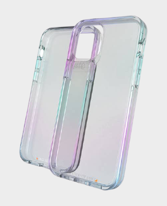 Gear4 iPhone 12/12 Pro D30 Crystal Palace Case Clear in Qatar