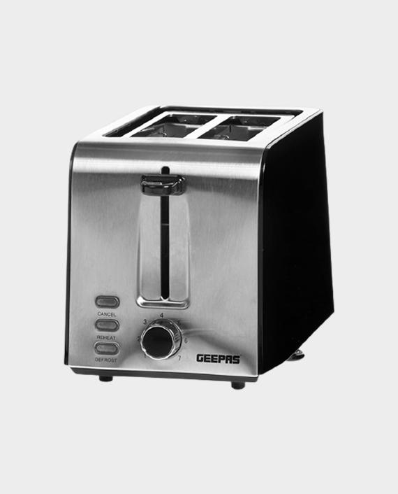 Geepas GBT36513UK 850W 2 Slice Bread Toaster in Qatar