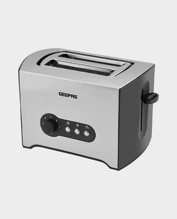 Geepas GBT6152 2 Slice Bread Toaster in Qatar