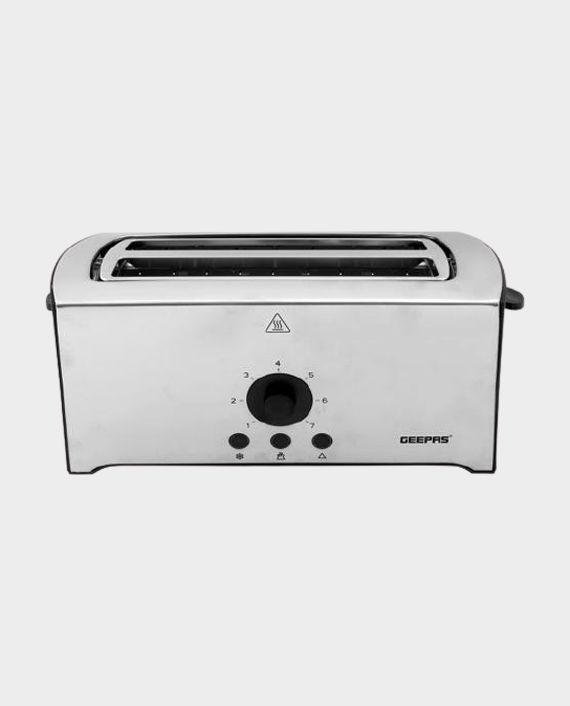 Geepas GBT6153 4 Slice Bread Toaster in Qatar