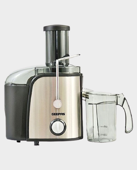 Geepas GJE5090 800W 1L Juice Extractor With Safety Lock in Qatar