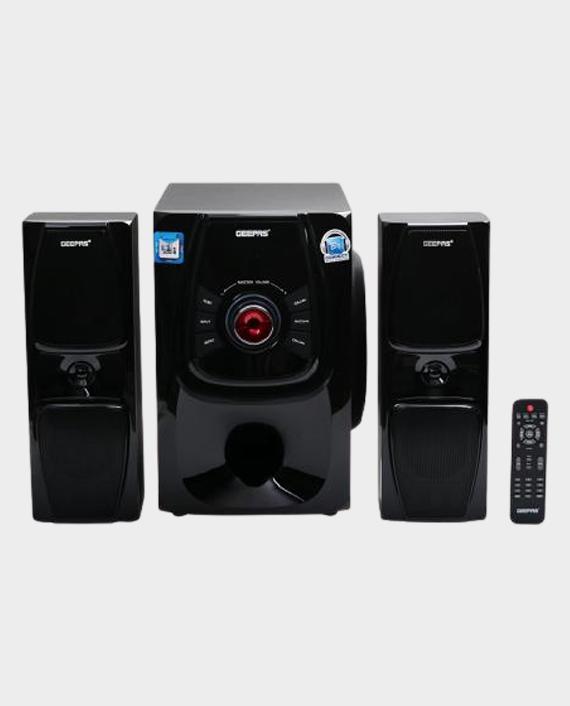 Geepas GMS11119 2.1 Multimedia Speaker System