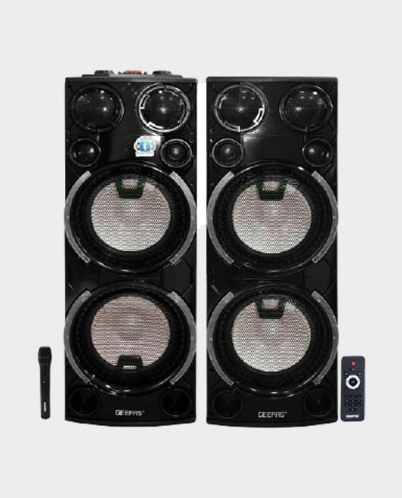 Geepas GMS11146 2.0CH Professional Speaker System in Qatar