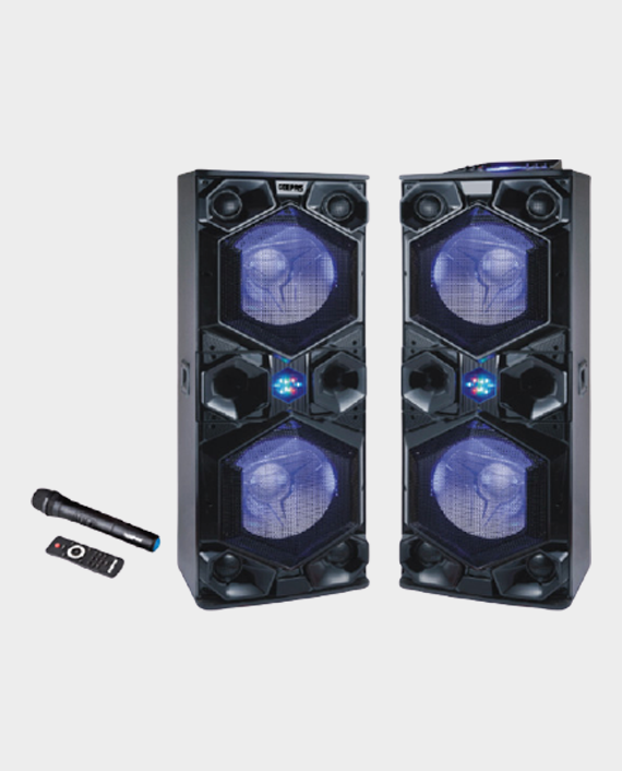 Geepas GMS8569 Professional Active Speaker System with Bluetooth