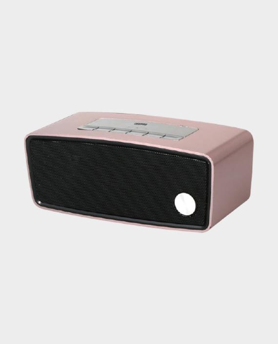 Geepas GMS8595 Rechargeable Bluetooth Speaker Pink in Qatar