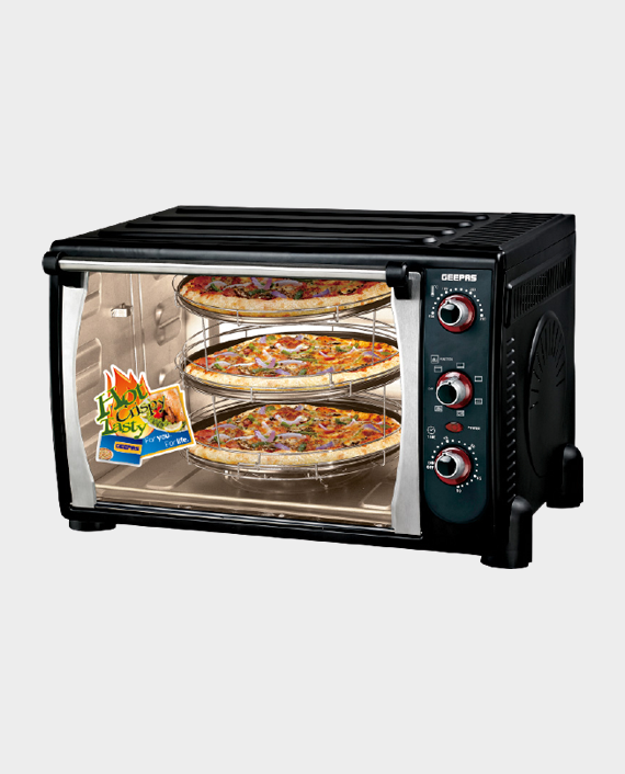 Geepas GO4456 Electric Pizza Oven in Qatar