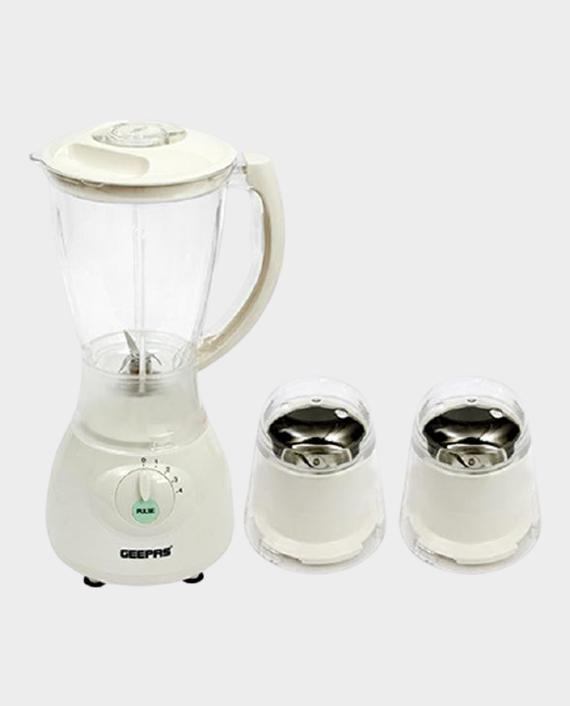 Geepas GSB5006 3-in-1 Blender with Unbreakable Jar in Qatar
