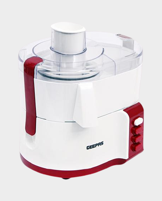 Geepas GSB9890 4-in-1 Food Processor with Safety Lock