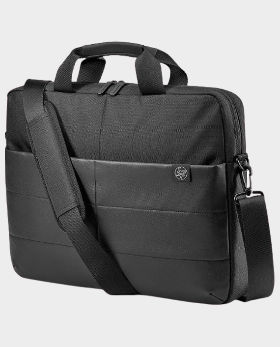 HP 1FK07AA 15.6 Inch Classic Briefcase Black in Qatar