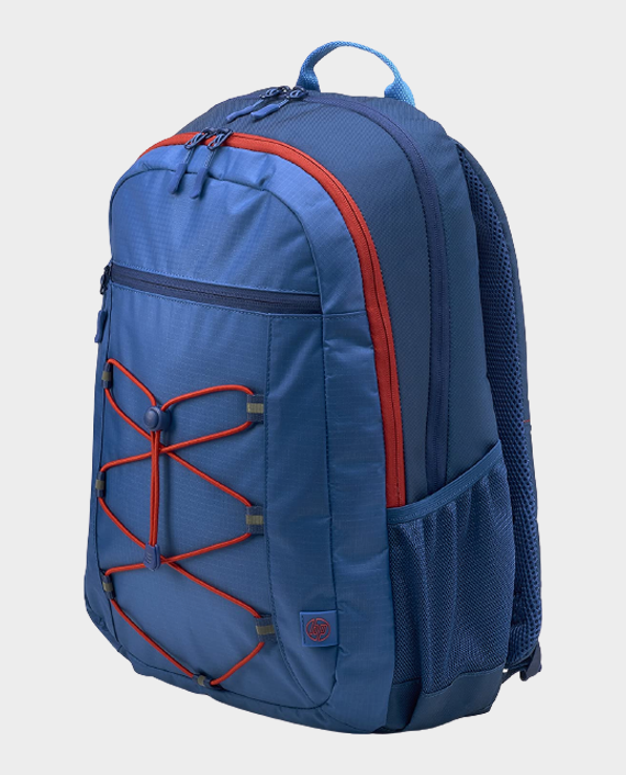 HP 1MR61AA 15.6 Inch Active Backpack Blue/Red in Qatar