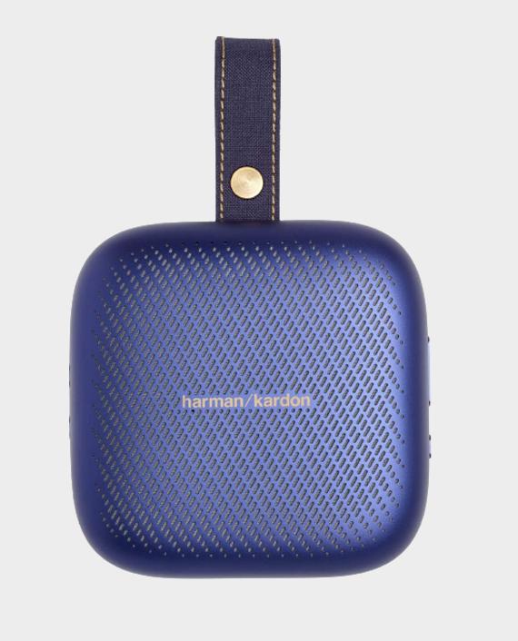 Harman Kardon Neo Portable Bluetooth Speaker Blue in Qatar