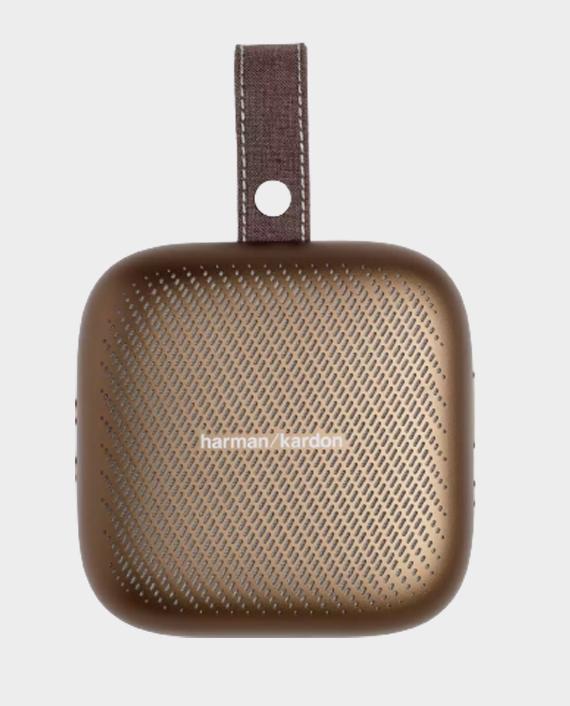 Harman Kardon Neo Portable Bluetooth Speaker Brown in Qatar