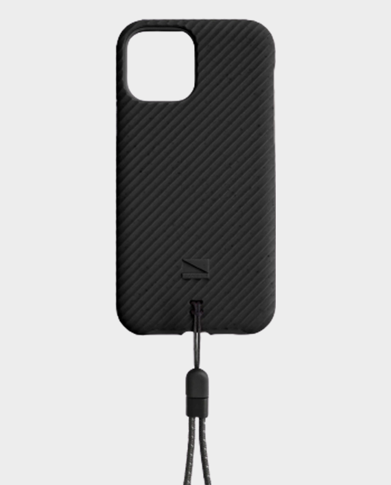 Lander iPhone 12 Pro Vise Series Protection Case Lanyard Black in Qatar