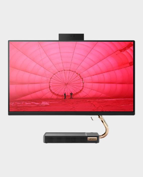 Lenovo IdeaCentre AIO 5 24IMB05 F0FB000YAX i7-10700T 16GB RAM 1TB HDD + 256GB SSD MX330 2GB 23.8 Inch FHD Touch Black in Qatar