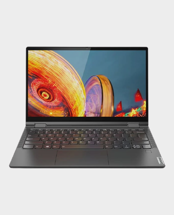 Lenovo Ideapad Yoga C640-13IML 81UE006RAX i7-10510U 16GB Ram 512GB HDD 13.3 Inch FHD MS Office 365 Grey in Qatar