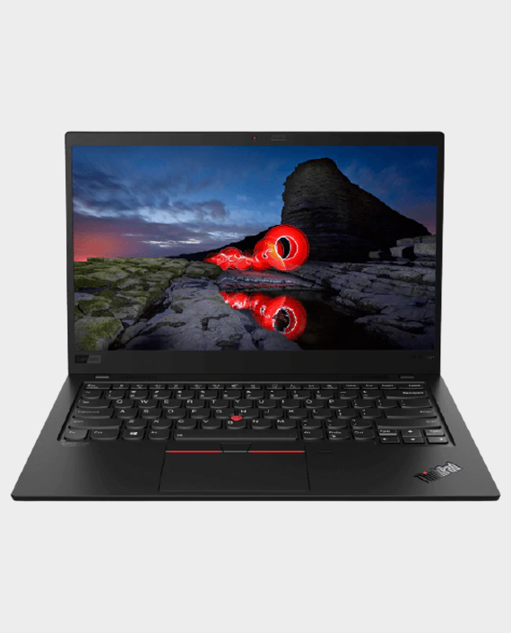 Lenovo ThinkPad X1 Carbon Gen 8 / 20U9005WAD / i7-10510U / 16GB Ram / 1TB SSD / Intel HD Graphics / 14.0 Inch FHD IPS / Windows 10 Pro 64 bit - Black in Qatar