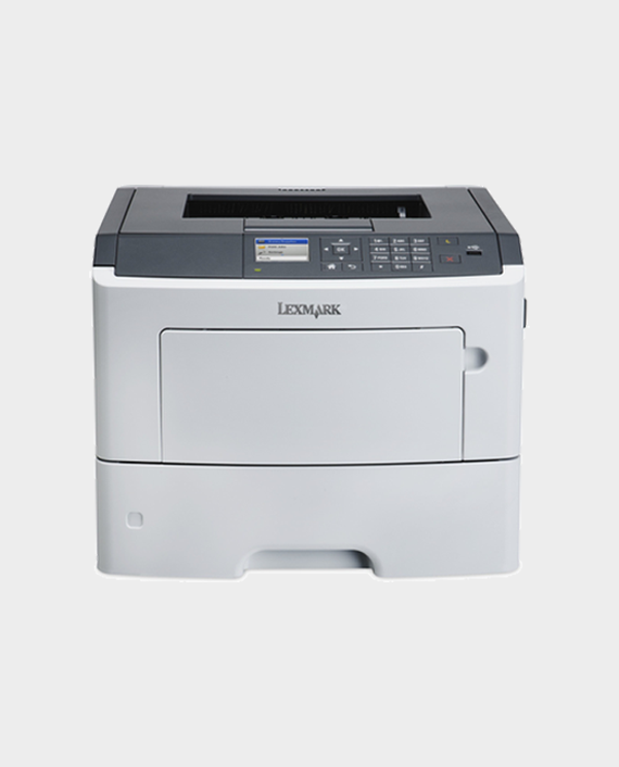 Lexmark MS617dn Mono Printer White/Gray in Qatar