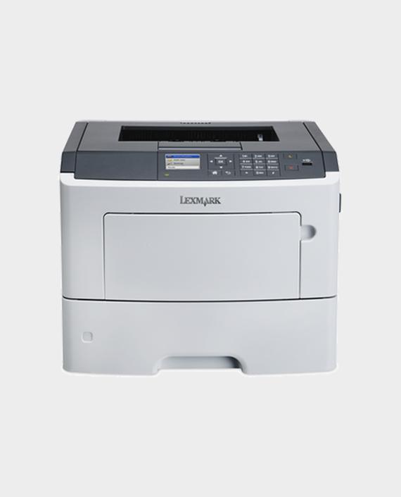 Lexmark MS617dn Mono Printer White/Gray in Qatar