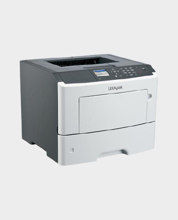 Lexmark MS617DN Mono Printer White & Gray