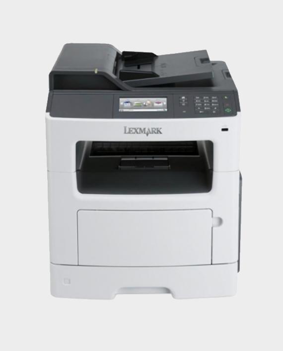 Lexmark MX617dn Mono Printer in Qatar