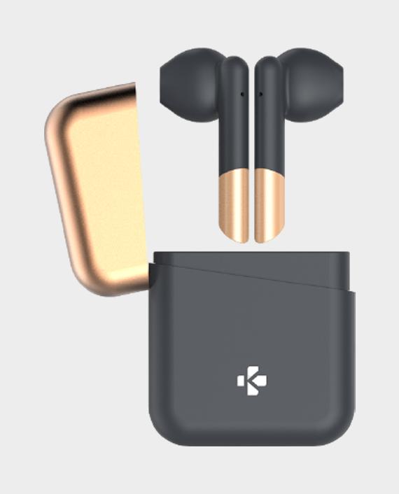 Mykronoz Zebuds True Wireless Earbuds Gunmetal in Qatar