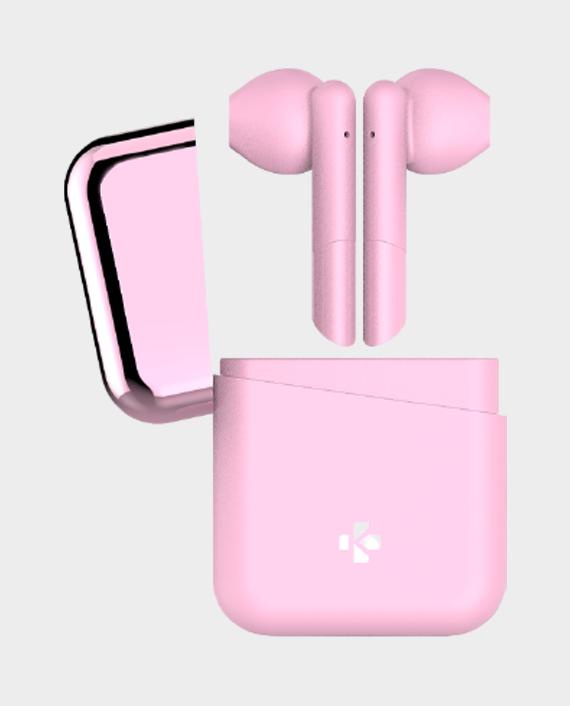 Mykronoz Zebuds True Wireless Earbuds Pink in Qatar