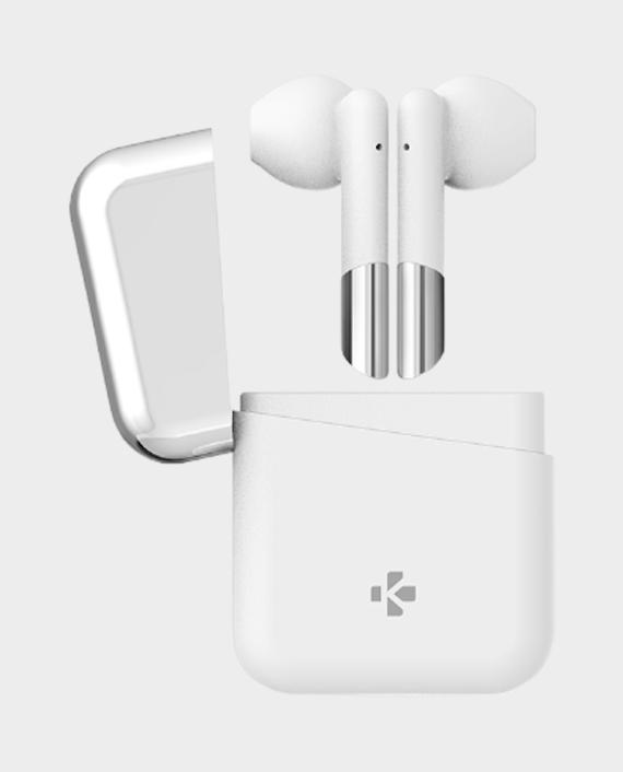 Mykronoz Zebuds True Wireless Earbuds White in Qatar