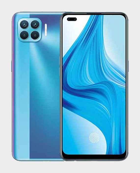 Oppo A93 8GB 128GB Blue in Qatar