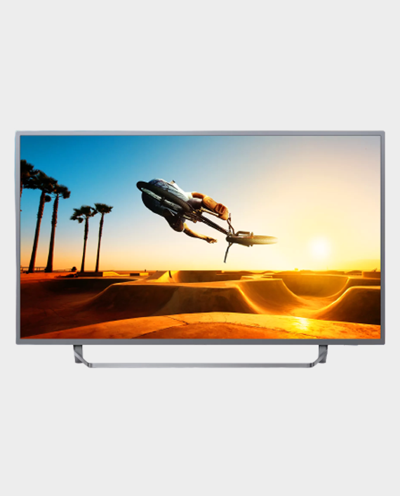 Philips 55PUT7303 56 4K Ultra Slim TV Powered by Android TV 55 Inch in Qatar