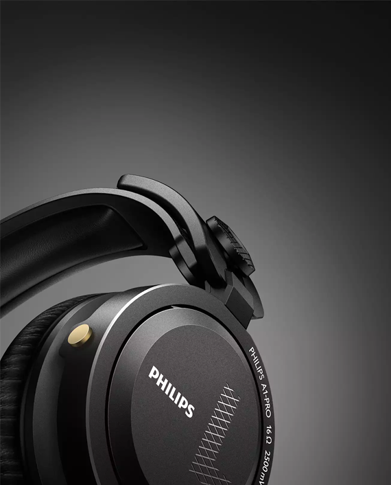 Philips A1PRO00 Professional DJ headphones