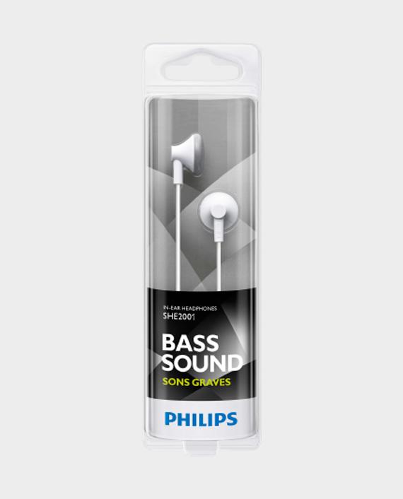 Philips SHE200110 In-Ear Headset