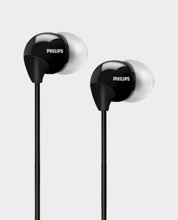 Philips SHE3590BK10 In-Ear Headphones Black in Qatar