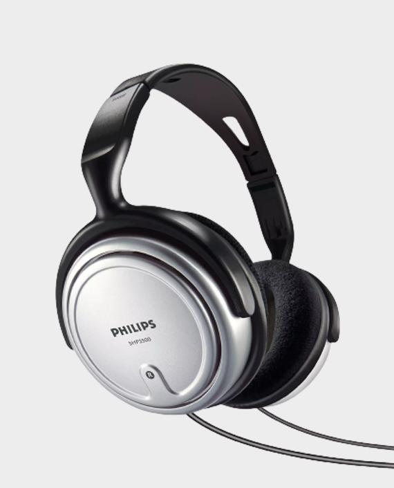 Philips SHP250010 Over-Ear Indoor Corded Headphone in Qatar